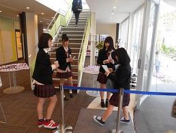入学式登校 (9)