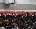 2017卒業式 (保護者謝辞②)