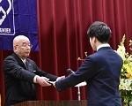 2017卒業式 (賞状授与②)